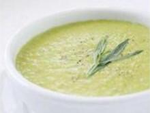 Σούπα με σπαράγγια